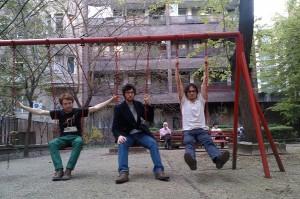 Trio à Lunettes